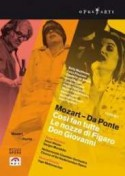 Mozart Da Ponte 4dvdset
