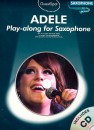 Adele Playalong voor Saxofoon