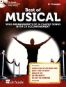Best of Musical , incl CD. Voor trompet