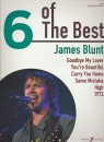 6 of the Best : James Blunt  songbook