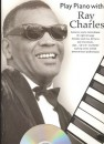 Play piano with Ray Charles (+CD) :  8 hits songs for piano/vocal/guitar