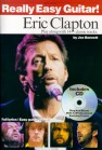 Eric Clapton : really easy guitar play along