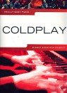 Coldplay : for really easy piano  songbook