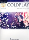 Coldplay (+CD) : for violin