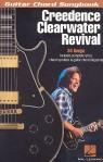 Creedence Clearwater Revival :  Guitar Chord Songbook