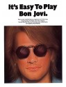 Bon Jovi: It's easy to play