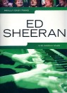 Ed Sheeran :  for really easy piano