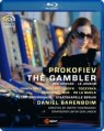 The Gambler | Prokofiev | blu-ray